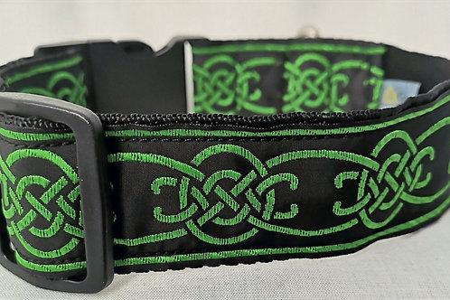 "Celtic Design Ribbon on 1.1/2"" (38mm)"