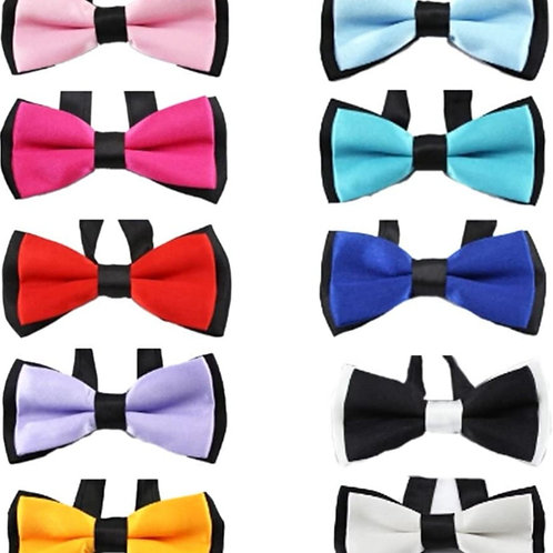 Satin Polyester Bow Ties to Match your Dog Collars
