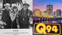 Corey Deitz, Ja Hamilton, Betty Bodine - QZOO Farm