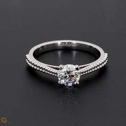 SOLITAIRE RING