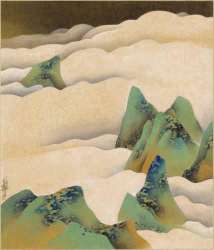 Chan Keng Tin, The blooming green No:5