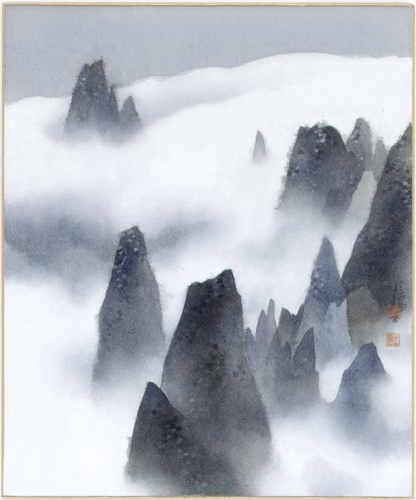 Chan Keng Tin, After the Rain