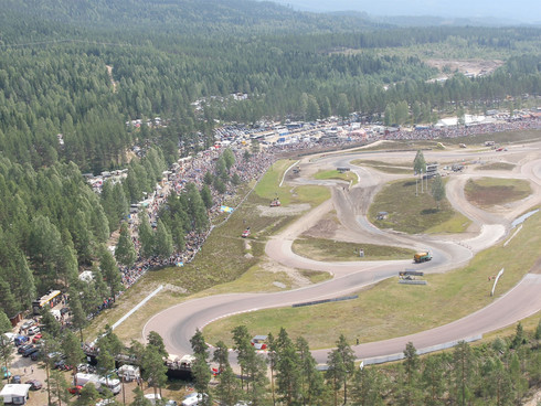 Entry list World RX of Sweden
