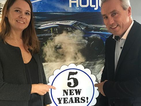5 nya år till Höljes!
