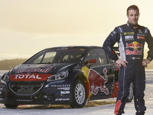 Loeb ready for Höljes!