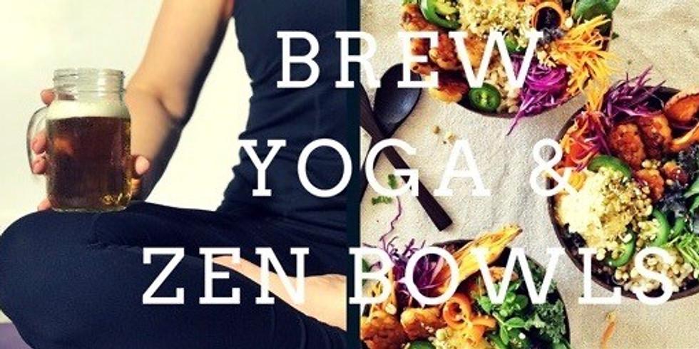 Nom-Aste: Bend, Brew, Zen Bowls