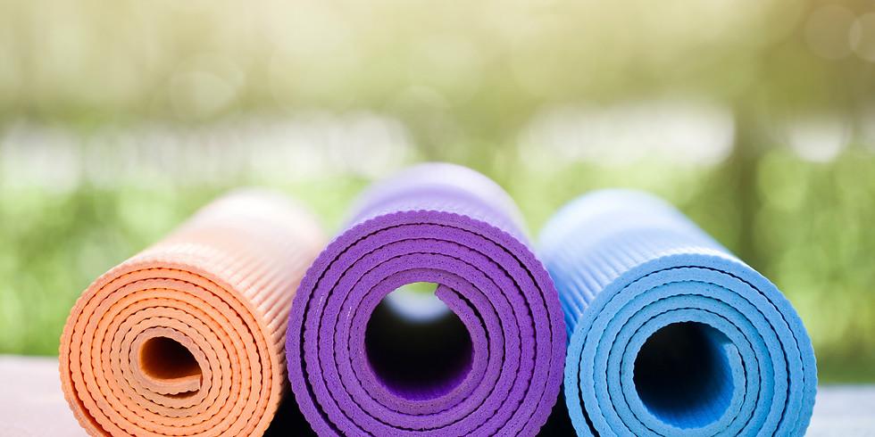 Free Outdoor Community Yoga Class
