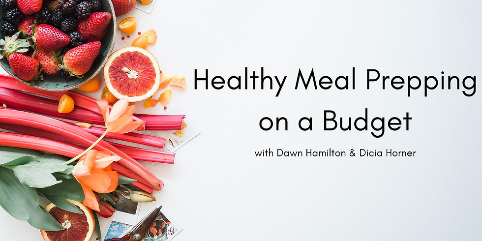 Healthy Meal Prepping on a Budget