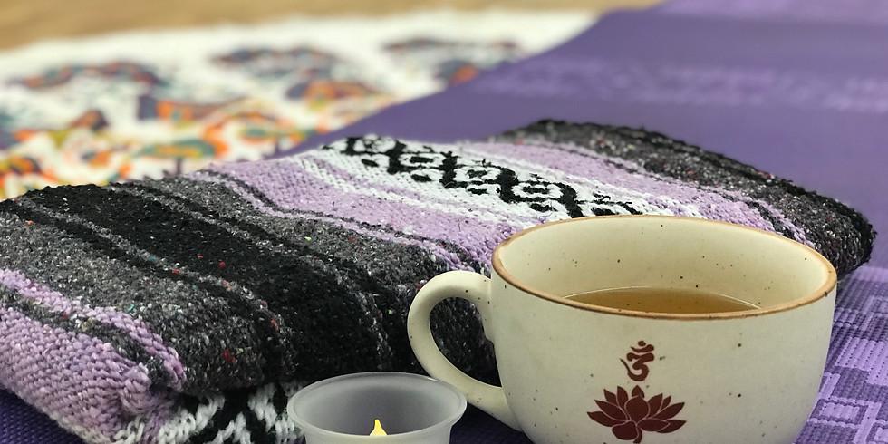 Yoga and Tea Pairing for Hormonal Health