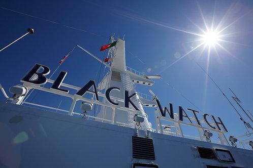 Fred Olsen Black Watch 21 Dec 17 - Southampton