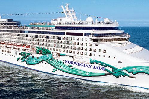 Norwegian Jade Sat 19 Aug 2017 - Southampton