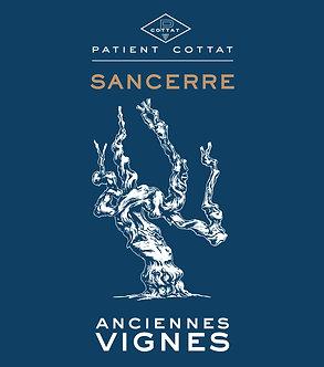 Patient Cottat Sancerre Anciennes Vignes
