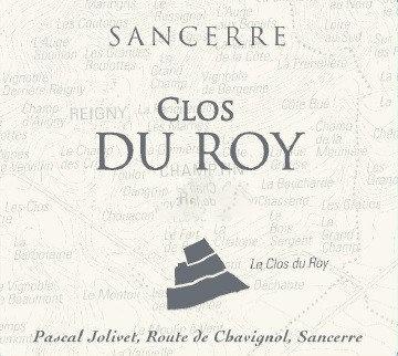 2018 Clos Du Roy Sancerre by Pascal Jolivet