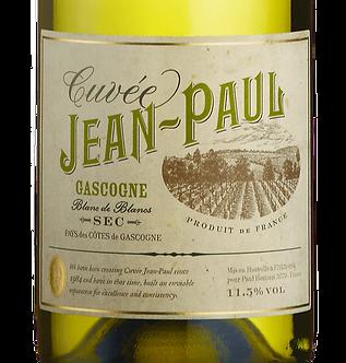 Cuvée Jean Paul Gascogne Blanc