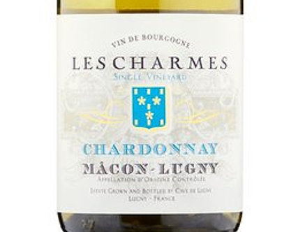 2018 Macon-Lugny Les Charmes Chardonnay