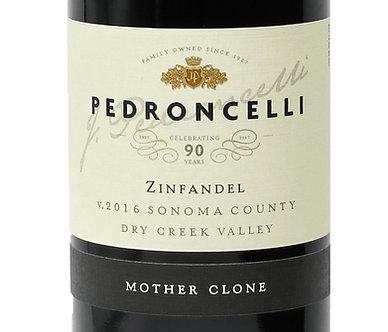 "2017 Pedroncelli ""Mother Clone"" Zinfandel-Dry Creek Valley"