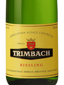 2017 Trimbach Dry Riesling- Alsace, France