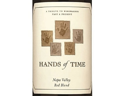 2018 Stag's Leap Wine Cellars 'Hands of Time' Red Blend
