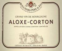 2012 Bouchard Pere & Fils Aloxe Corton Pinot Noir