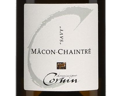 2016 Dominique Cornin Macon-Chaintre Organic Chardonnay
