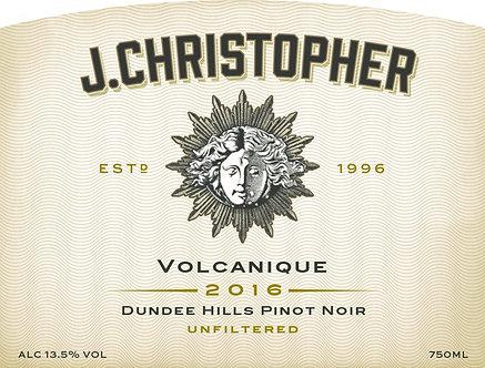 "J. Christopher ""Volcanique"" Dundee Hills Pinot Noir 2016"