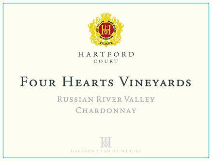 2018 Hartford Court Four Hearts Chardonnay