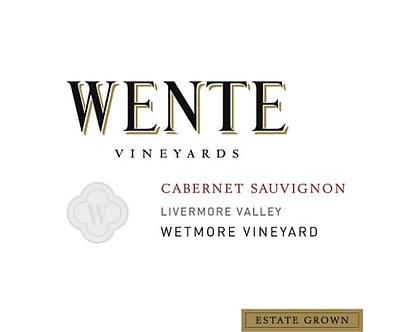 2017 Wente Cabernet Sauvignon Livermore Valley