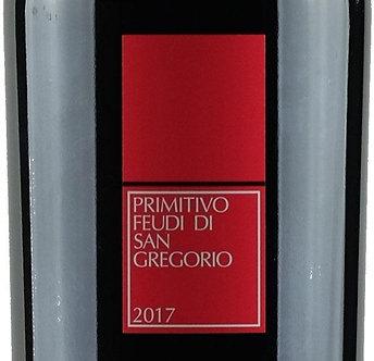 2017 Feudi di San Gregorio Primitivo from Campania