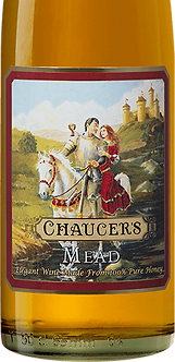 Chaucer's Honey Mead