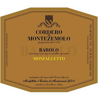 "2016 Cordero di Montezemolo ""Monfalletto"" Barolo"
