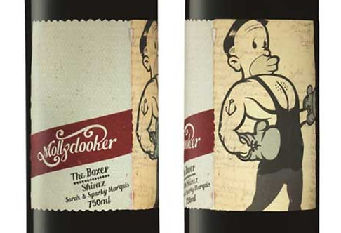 "2019 Mollydooker ""The Boxer"" Shiraz, South Australia"