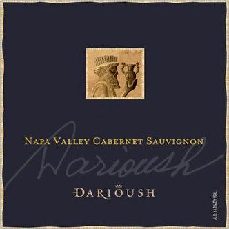 2017 Darioush Cabernet Sauvignon