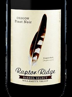 Raptor Ridge Barrel Select Willamette Valley Pinot Noir
