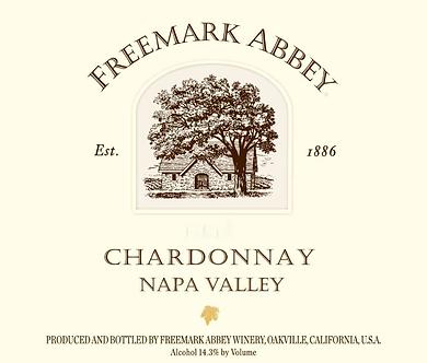 2018 Freemark Abbey Napa Valley Chardonnay