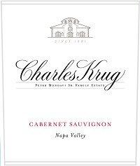 2017 Charles Krug  Napa Valley Cabernet Sauvignon