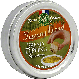 Dean Jacob's Tuscany Bread Dipping Blend (1.7oz)