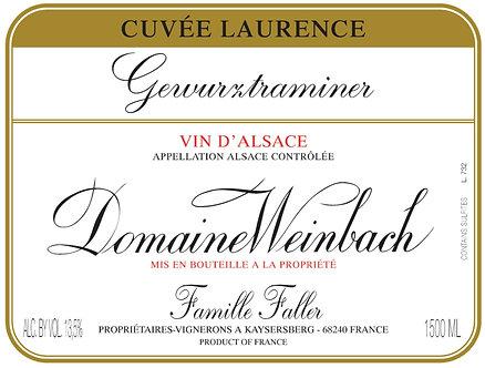 Domaine Weinbach Cuvee Laurence Gewurztraminer 2018