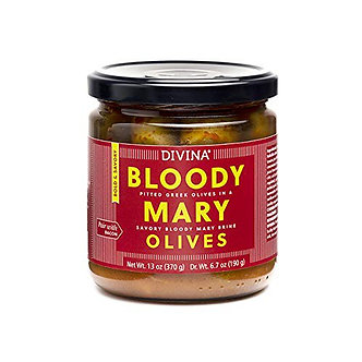 Bloody Mary Olives , Divina