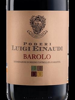 "2015 Luigi Einaudi ""Ludo"" Barolo"