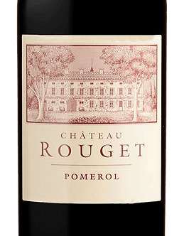 2015 Chateau Rouget Pomerol
