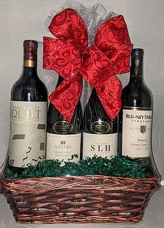 California's Best Appellations Gift Basket