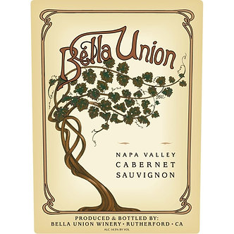 2017 Bella Union Cabernet Sauvignon by Far Niente