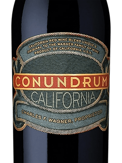2018 Conundrum Red Blend
