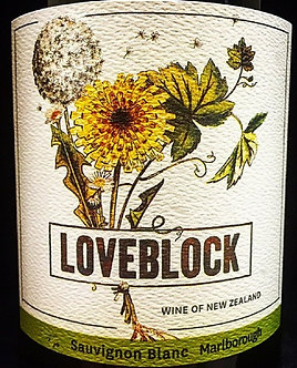 2019 Loveblock New Zealand Sauvignon Blanc