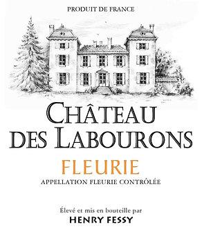 Henry Fessy Chateau Des Labourons Fleurie Beaujolais
