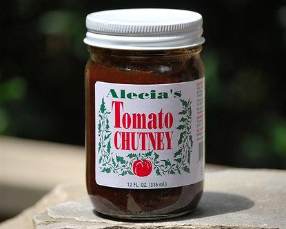 Alecia's Tomato Chutney