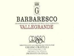 2011 Grasso Fratelli Barbaresco Vallegrande