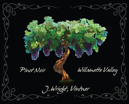 J. Wright Willamette Valley Pinot Noir