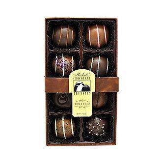 8 pc Michele's Chocolate Truffles