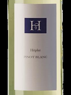 2018 Hopler Pinot Blanc